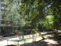Самара, улица Коммунистическая, дом 18. многоквартирный дом