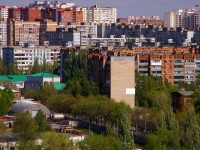 Samara, Kommunisticheskaya st, house 15. Apartment house