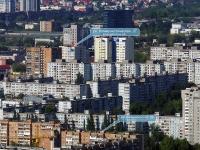 Самара, улица Коммунистическая, дом 27. многоквартирный дом