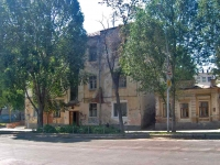 Samara, Kuybyshev st, house 4. Apartment house