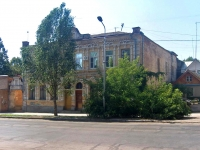 Samara, Kuybyshev st, house 10. Apartment house