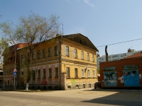neighbour house: st. Kuybyshev, house 17. Apartment house