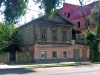 Samara, Kuybyshev st, house 19. Apartment house