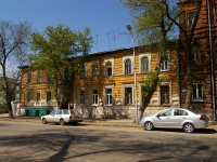 Samara, Kuybyshev st, house 22. Apartment house