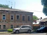Samara, Kuybyshev st, house 23. Apartment house