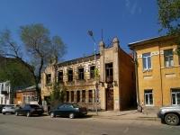Самара, улица Куйбышева, дом 38. неиспользуемое здание
