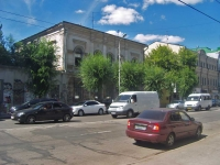 Samara, Kuybyshev st, house 106. Apartment house with a store on the ground-floor