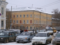 Samara, Kuybyshev st, house 62. Apartment house