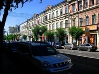 Samara, Kuybyshev st, house 76. Apartment house