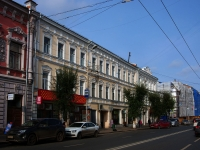 Samara, Kuybyshev st, house 100. Apartment house