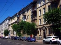 萨马拉市, Kuybyshev st, 房屋 129. 公寓楼