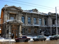 Samara, community center Самарский Дворец детского и юношеского творчества, Kuybyshev st, house 151