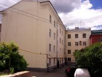 Samara, Kuybyshev st, house 155. Apartment house
