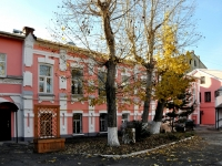 萨马拉市, 教堂 Еванчелическо-лютеранская кирха Святого Георга, Kuybyshev st, 房屋 115