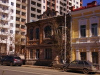 Samara, Kuybyshev st, house 31. Apartment house