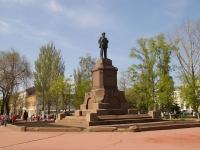 Samara, monument В.И. ЛенинуKuybyshev st, monument В.И. Ленину
