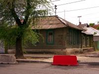 Samara, st Leninskaya, house 17. Private house