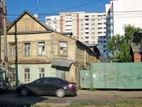 Samara, Leninskaya st, house 161. Apartment house