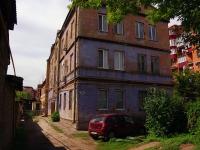 Samara, st Leninskaya, house 12. Apartment house