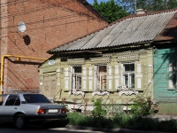 Samara, Leninskaya st, house 173. Private house