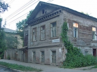Samara, Leninskaya st, house 183. Apartment house