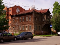 Samara, Leninskaya st, house 76. Apartment house