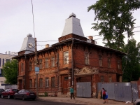 neighbour house: st. Leninskaya, house 79. Apartment house