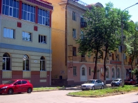 Samara, Leninskaya st, house 117. Apartment house