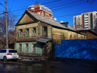 neighbour house: st. Leninskaya, house 161. Apartment house