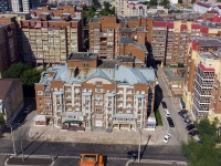 Samara, Leninskaya st, house 202. Apartment house