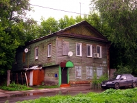 Samara, Leninskaya st, house 276. Private house