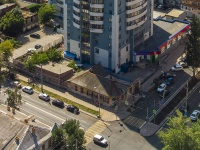 Samara, Leninskaya st, house 157. Private house