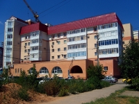 萨马拉市, Leninskaya st, 房屋 166. 公寓楼