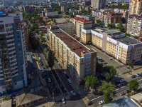 Samara, Leninskaya st, house 168. office building