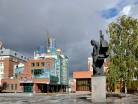 Самара, памятник В.И. Ленинуулица Ленинская, памятник В.И. Ленину