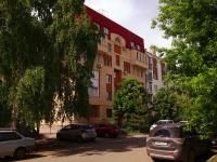Samara, st Leninskaya, house 18. Apartment house
