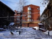 Samara, Leninskaya st, house 74. Apartment house