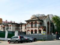 Samara, Leninskaya st, house 75. vacant building