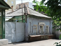 Samara, Mayakovsky st, house 42. Private house
