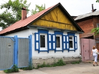 Samara, Mayakovsky st, house 53. Private house
