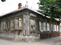 Samara, Mayakovsky st, house 58. Private house