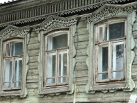 Samara, Mayakovsky st, house 68. Apartment house