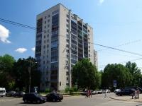 萨马拉市, Mayakovsky st, 房屋 12. 公寓楼