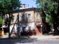 Samara, Mayakovsky st, house 36. Apartment house