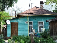Samara, Mayakovsky st, house 30. Private house