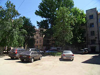 Samara, Michurin st, house 8. Apartment house