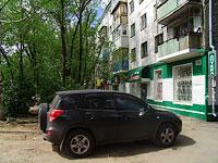 Самара, улица Мичурина, дом 116. многоквартирный дом
