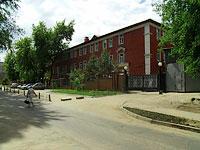 Samara, Michurin st, house 118А. multi-purpose building