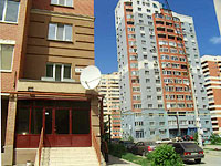 Samara, Michurin st, house 130. Apartment house