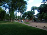 Samara, st Michurin. public garden